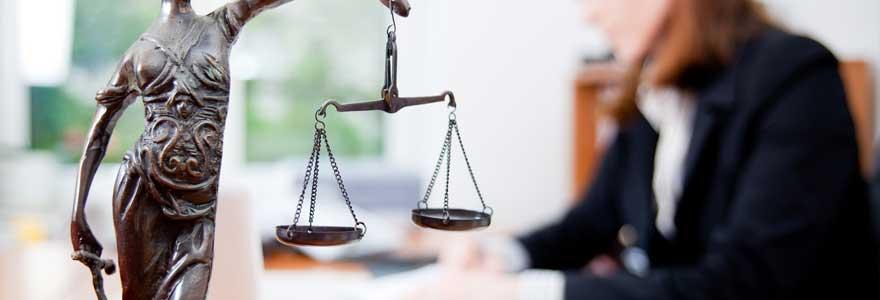 Métier de juriste