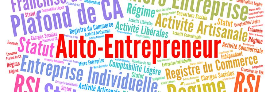 inscription d auto entrepreneur
